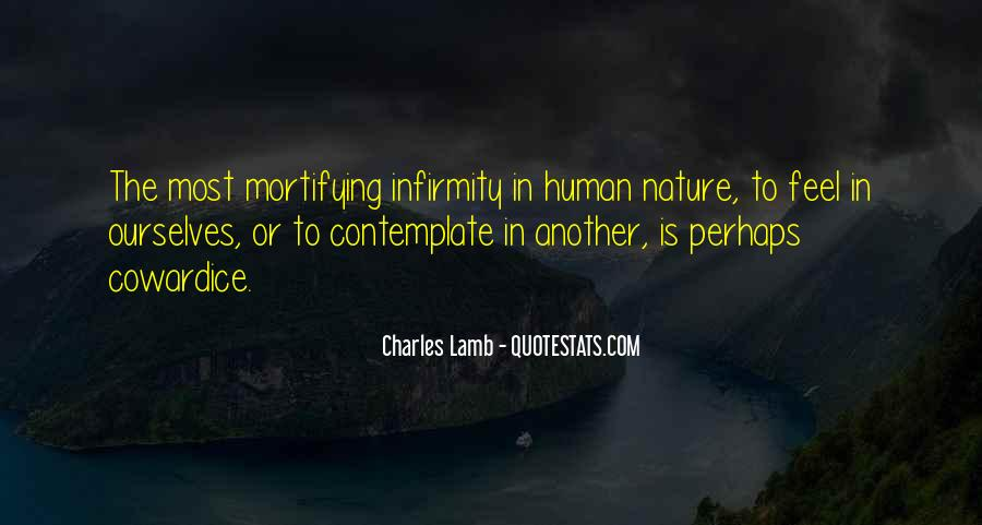 Feel The Nature Quotes #640346