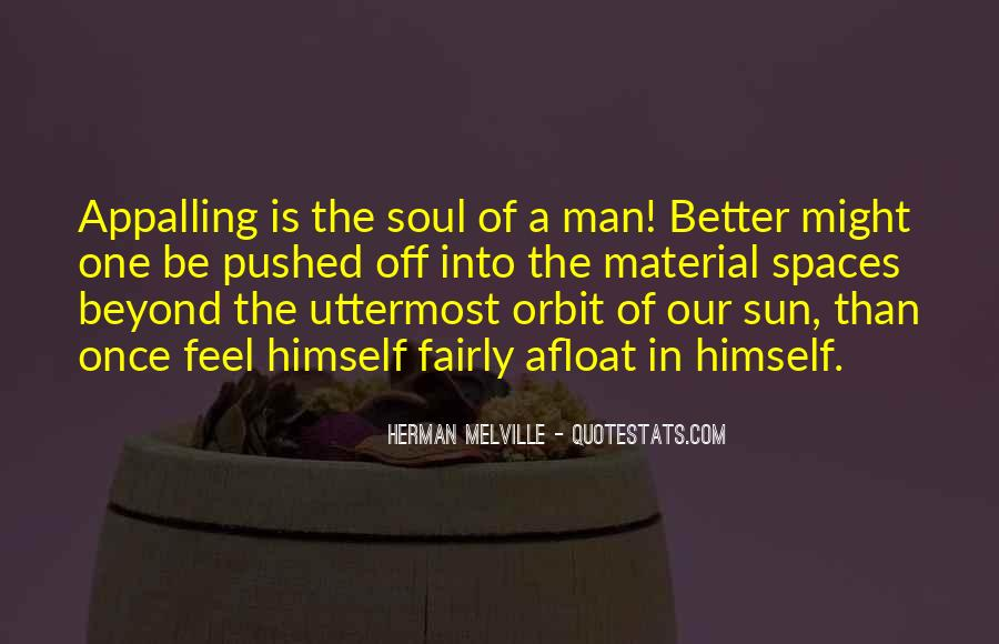 Feel The Sun Quotes #104467