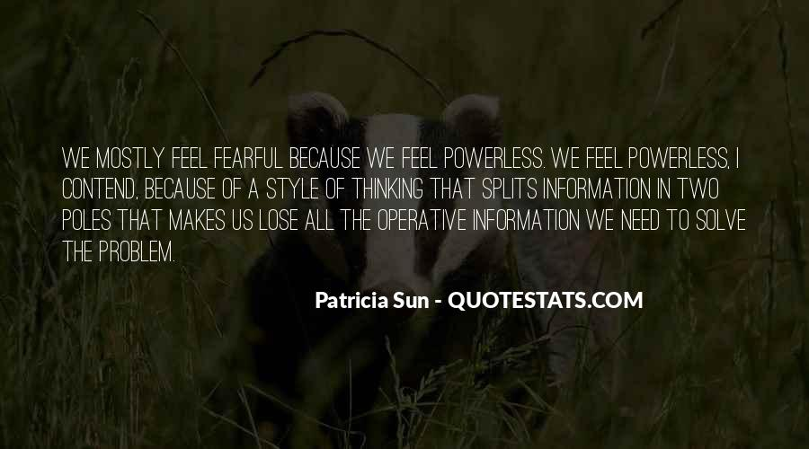 Feel The Sun Quotes #529414