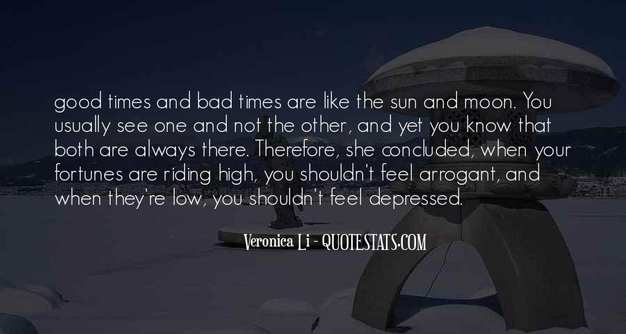 Feel The Sun Quotes #658980