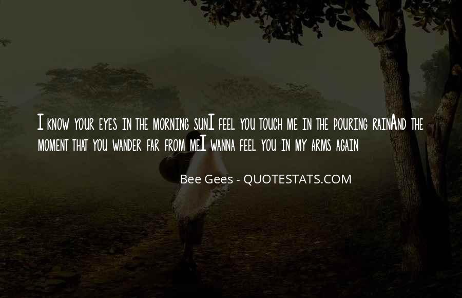 Feel The Sun Quotes #7686