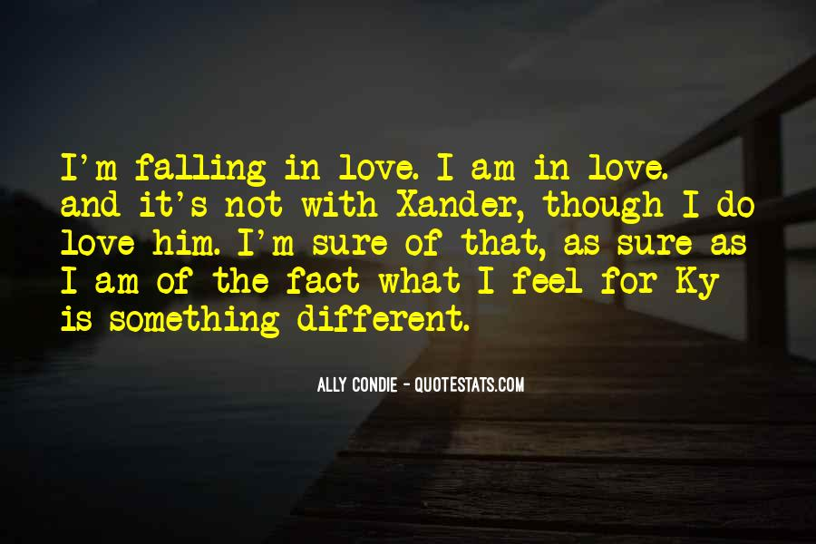 Feel With Love Quotes #128624