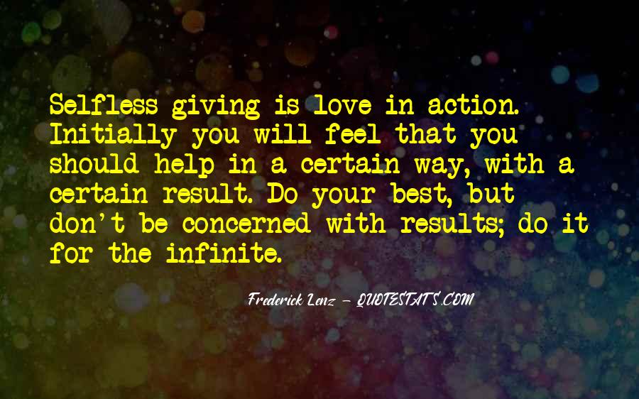 Feel With Love Quotes #65132