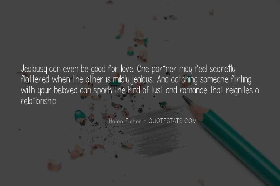 Feel With Love Quotes #7379