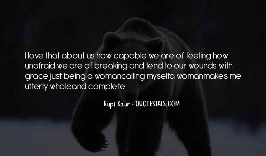 Feeling Complete Love Quotes #907042