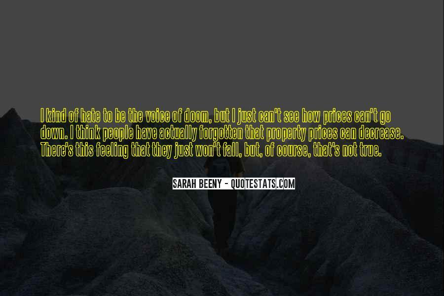 Feeling Forgotten Quotes #1053555