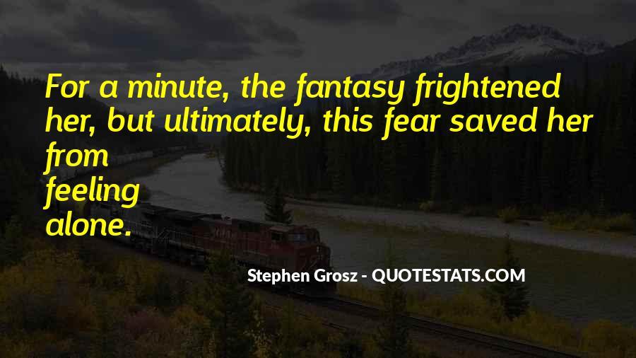Feeling Forgotten Quotes #1138911