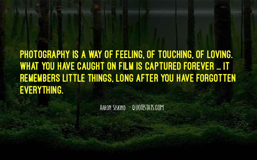 Feeling Forgotten Quotes #1275125