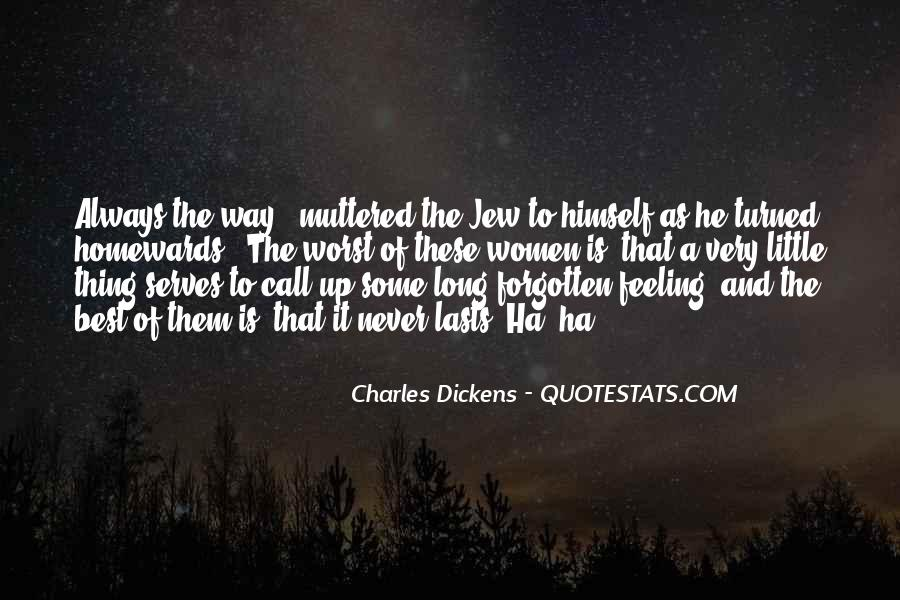 Feeling Forgotten Quotes #1775936