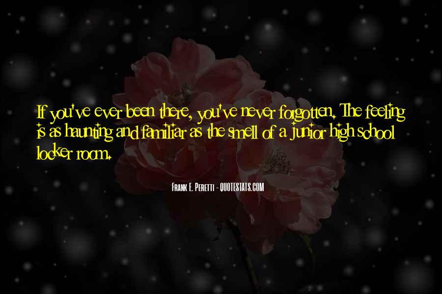 Feeling Forgotten Quotes #328741