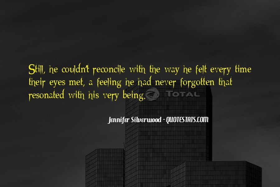 Feeling Forgotten Quotes #481025