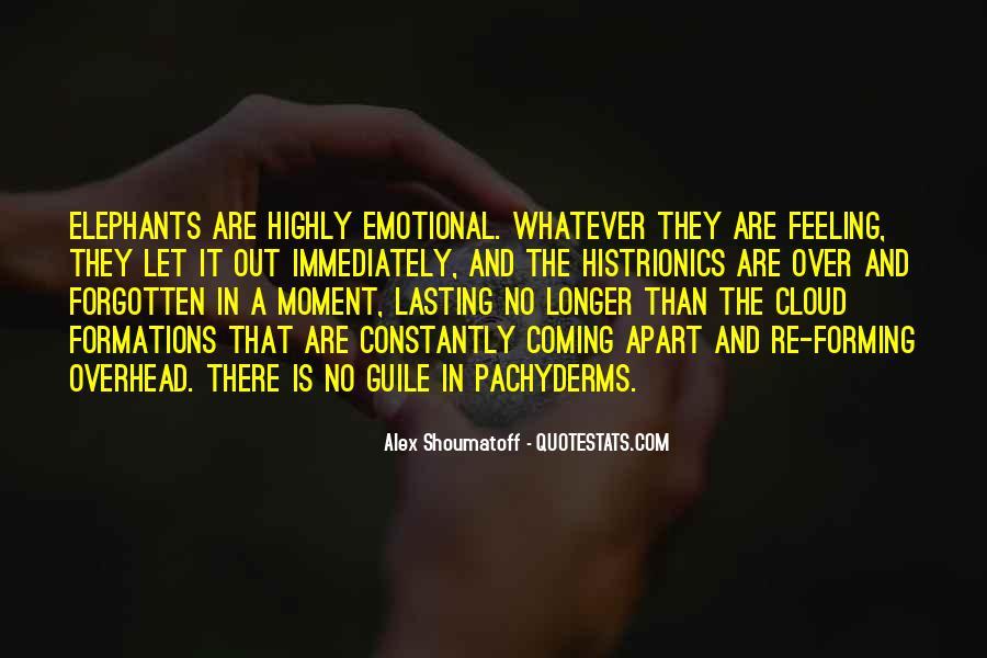 Feeling Forgotten Quotes #495913
