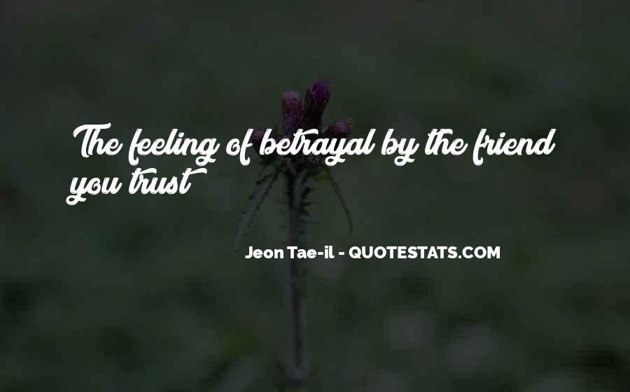 Feeling Friend Quotes #117331