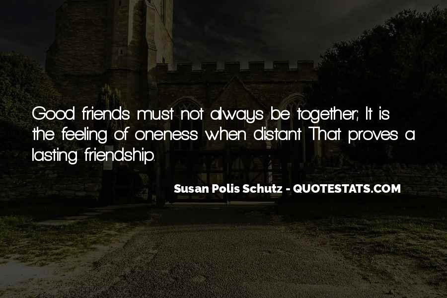 Feeling Friend Quotes #1720895
