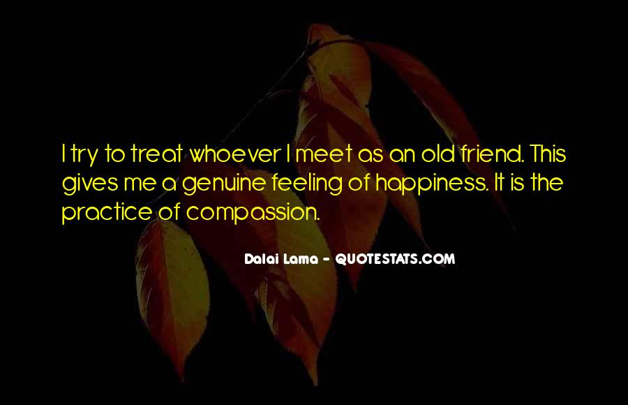 Feeling Friend Quotes #357584