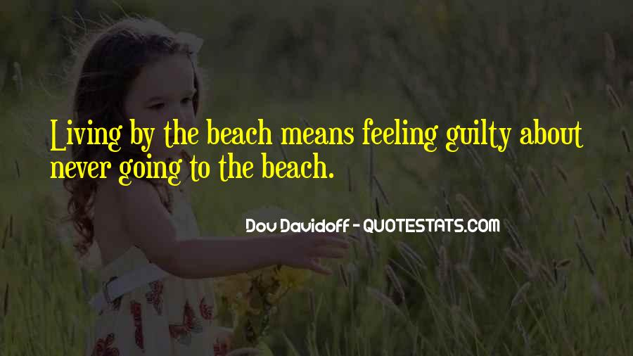 Feeling Guilty And Sorry Quotes #386055