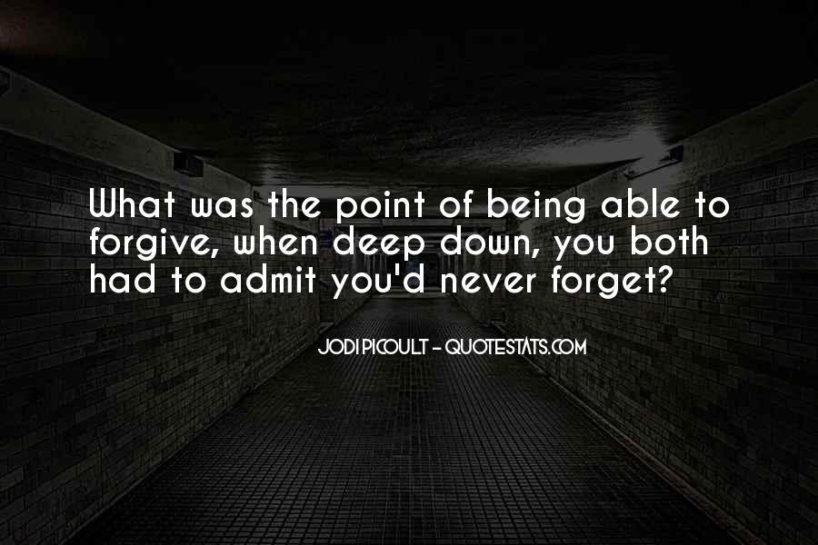 Feeling Hurt Short Quotes #1551875