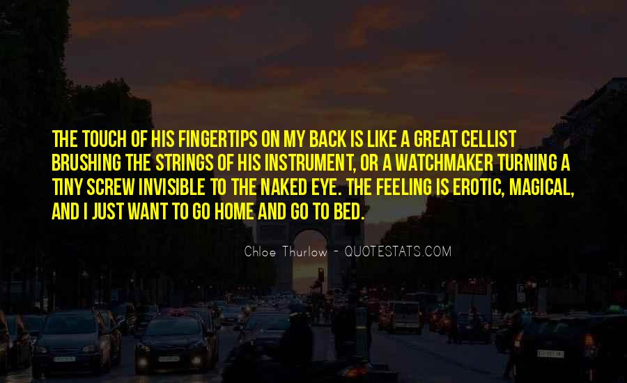 Feeling Invisible Love Quotes #531008