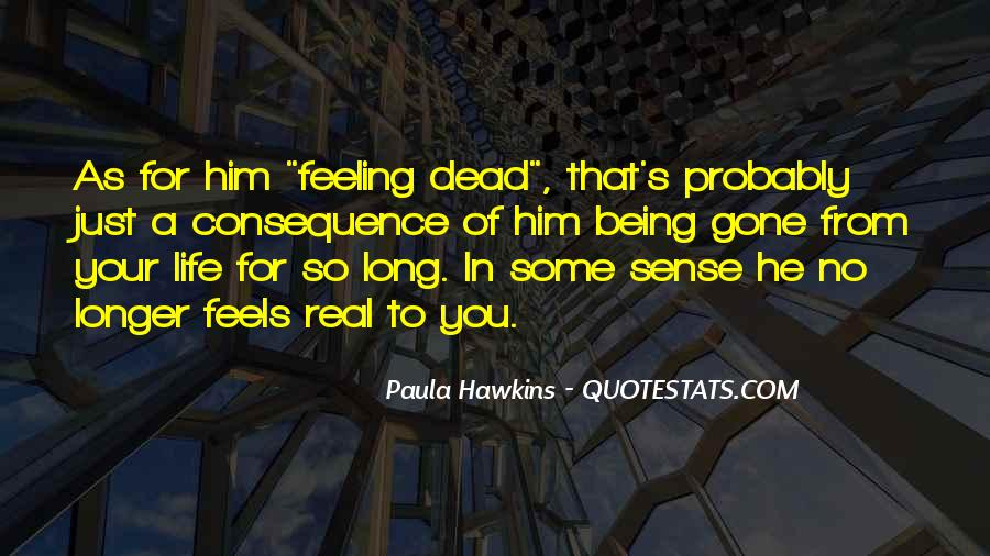 Feeling Less Than Others Quotes #1189