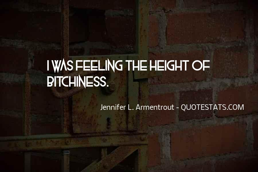 Feeling Less Than Others Quotes #1788