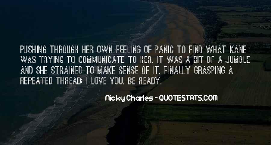 Feeling Less Than Others Quotes #1879474