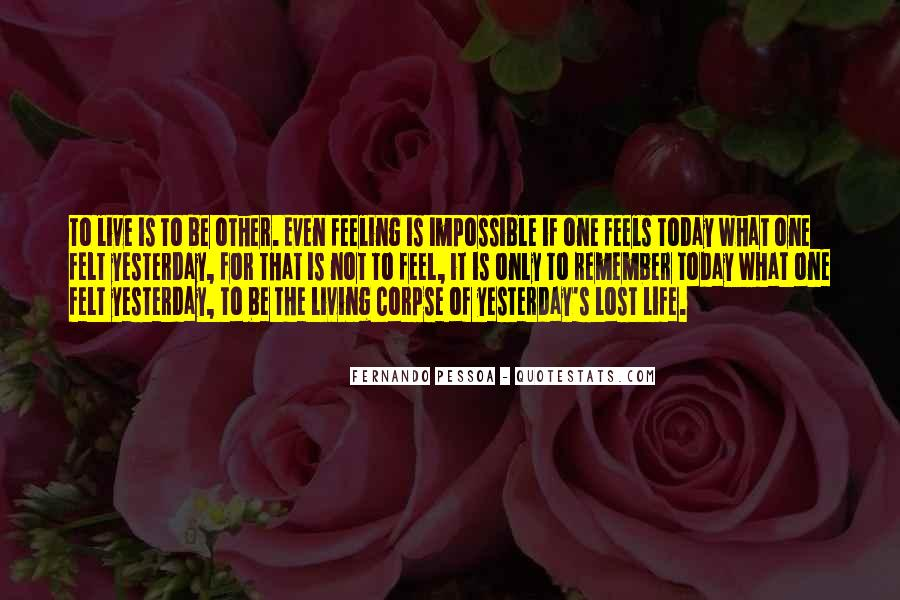 Feeling Lost Life Quotes #1686987
