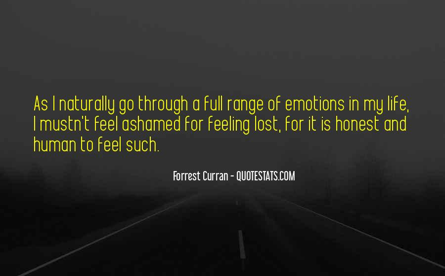 Feeling Lost Life Quotes #645691