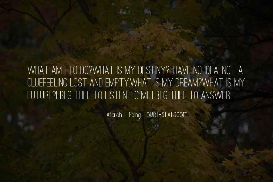 Feeling Lost Life Quotes #750712