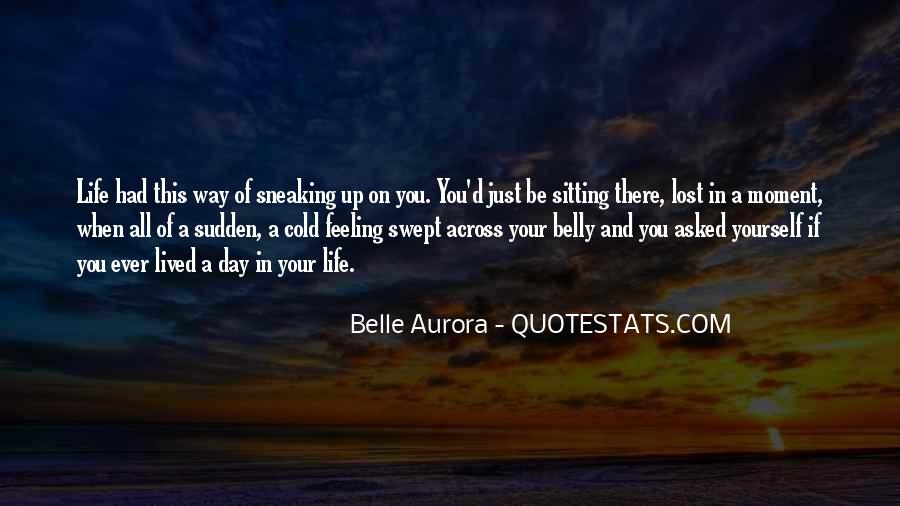 Feeling Lost Life Quotes #974174