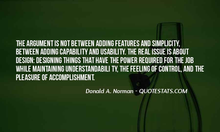 Feeling Of Accomplishment Quotes #1806410