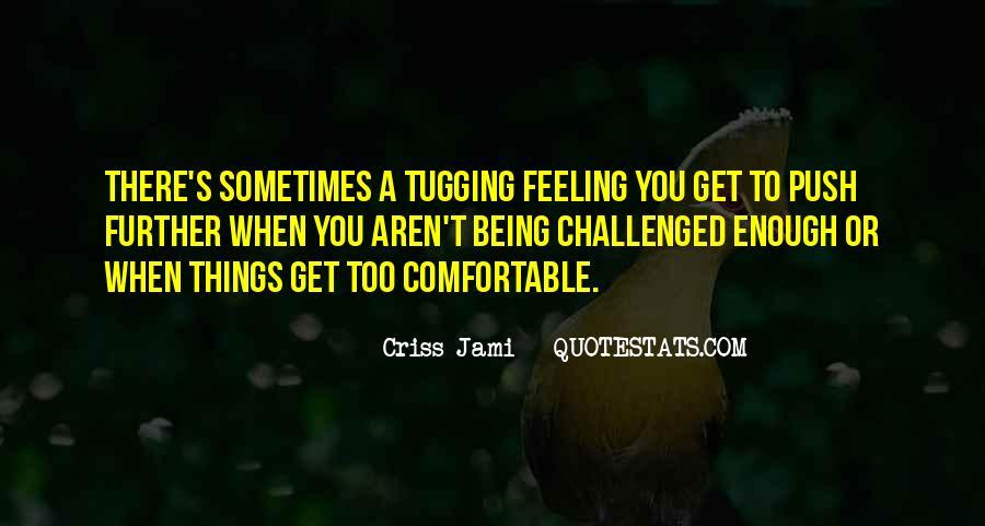 Feeling Of Accomplishment Quotes #48313