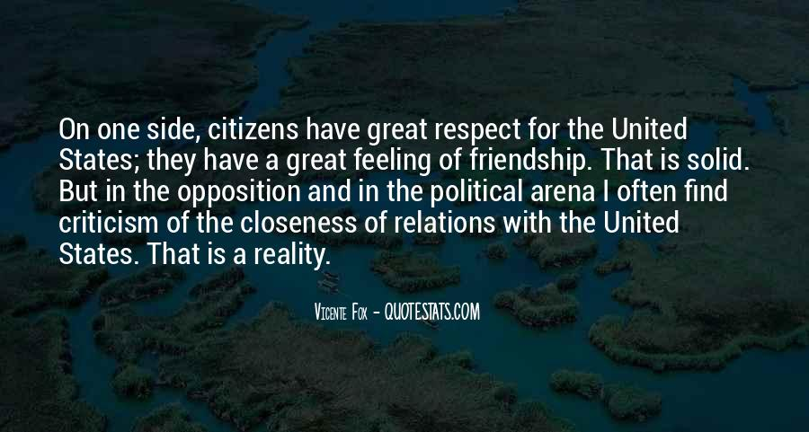 Feeling Of Friendship Quotes #90868