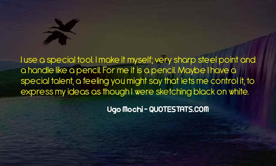Feeling So Special Quotes #608897