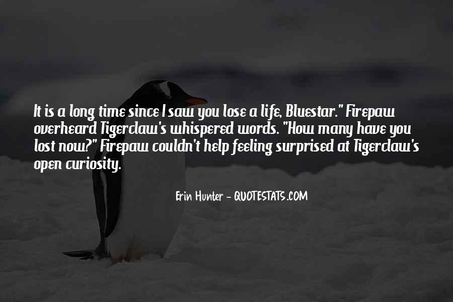 Feeling Surprised Quotes #1317452