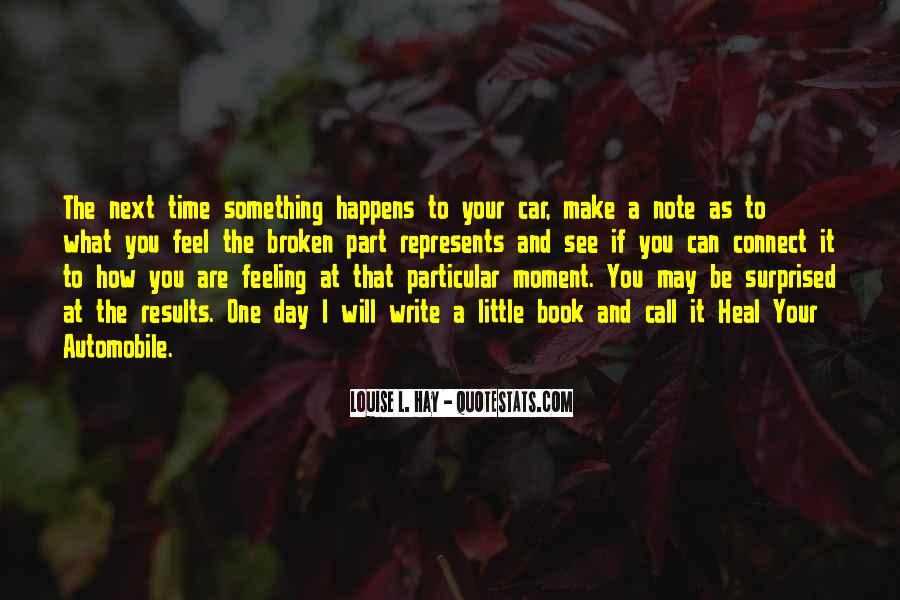 Feeling Surprised Quotes #741619