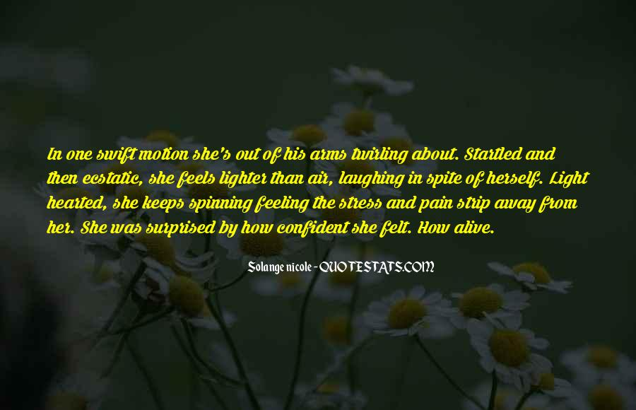 Feeling Surprised Quotes #97767