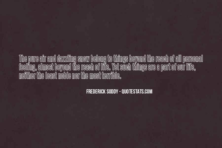 Feeling Terrible Quotes #183091