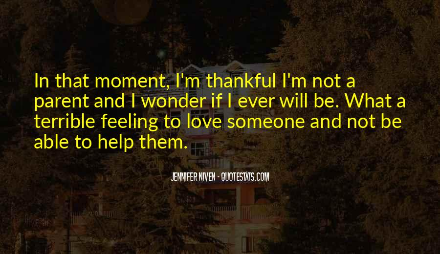 Feeling Terrible Quotes #611472
