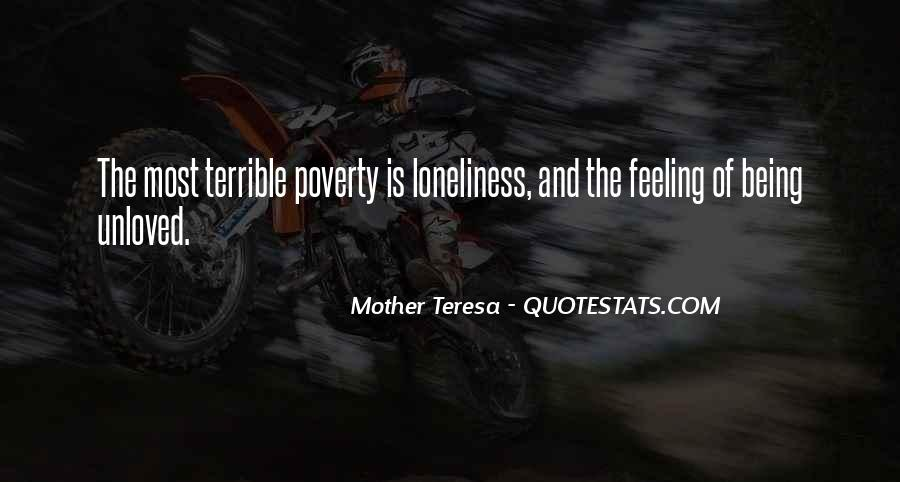 Feeling Terrible Quotes #673725
