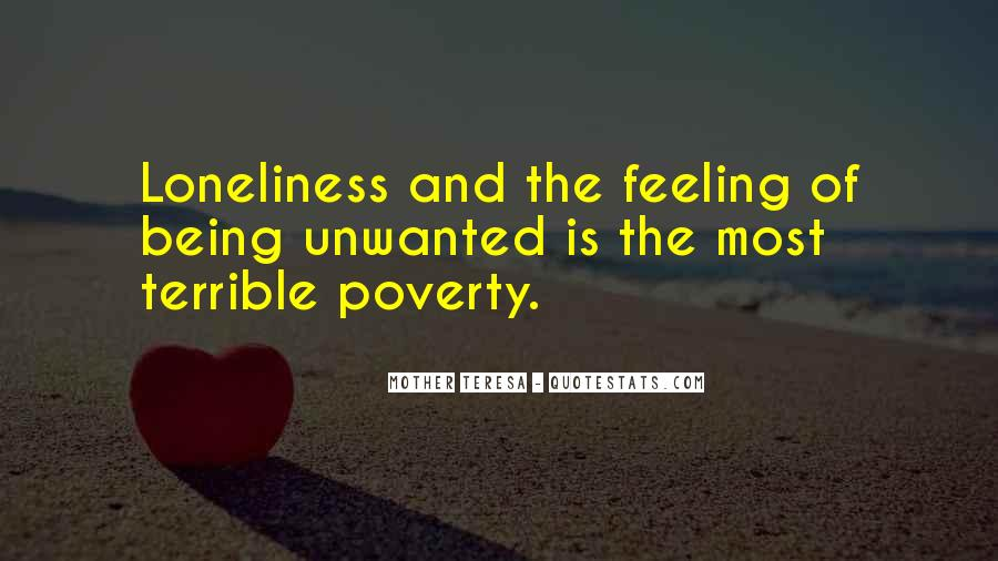 Feeling Terrible Quotes #85568