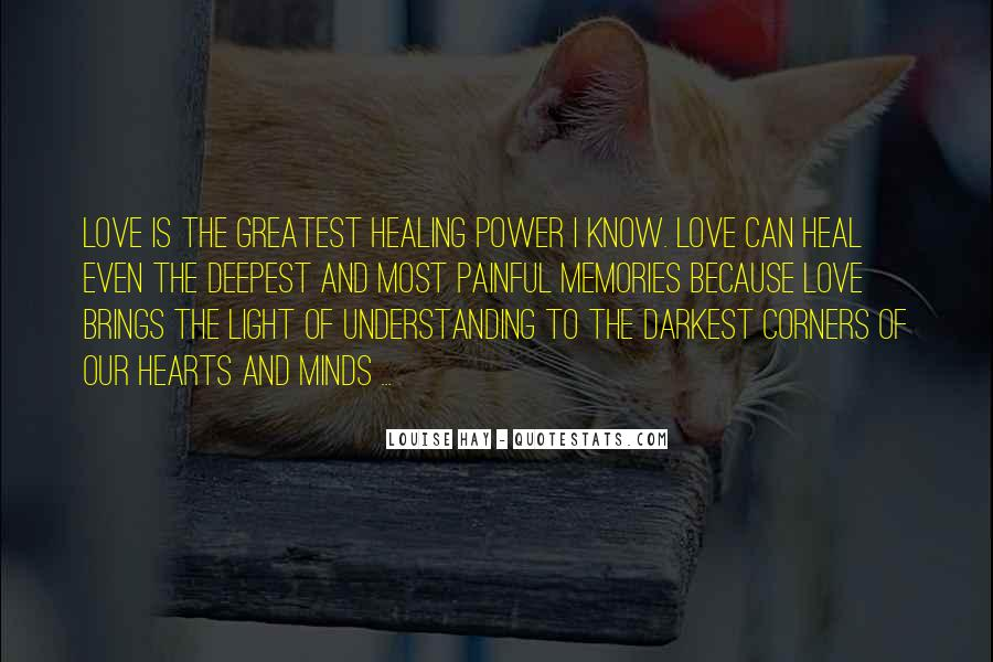 Quotes About Hearts Healing #1241293