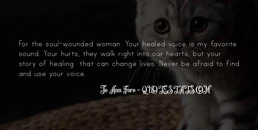 Quotes About Hearts Healing #826632