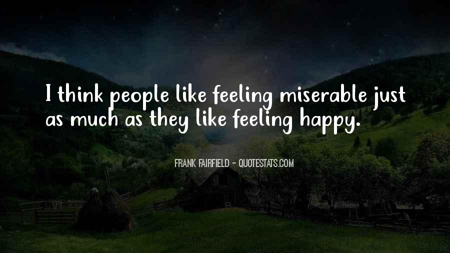 Feelings From The Past Quotes #6258