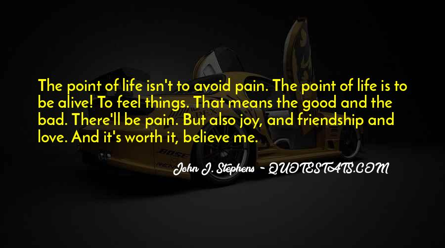 Feelings Pain Quotes #100523