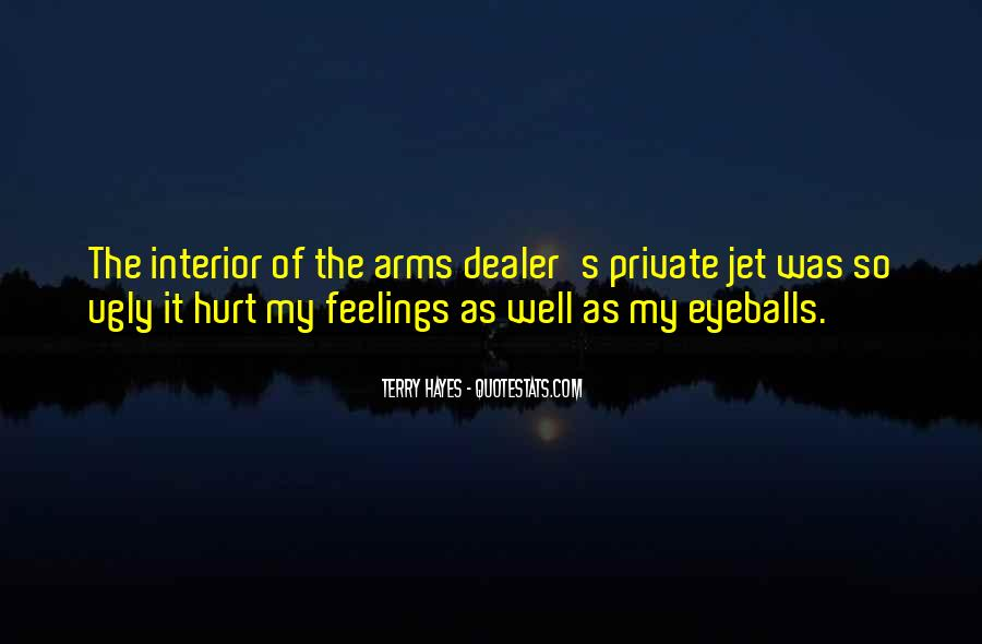 Feelings Pain Quotes #164615