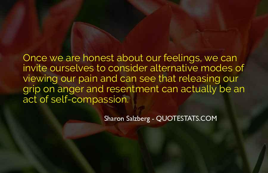 Feelings Pain Quotes #297731