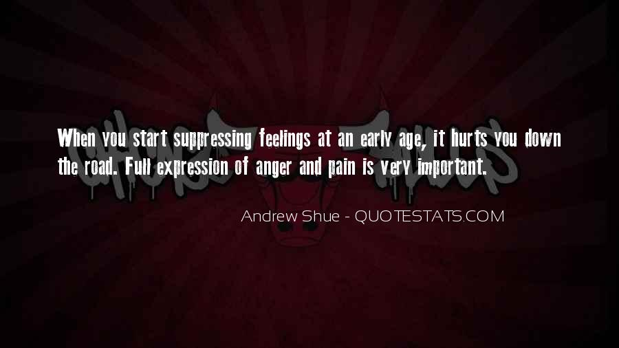 Feelings Pain Quotes #332090