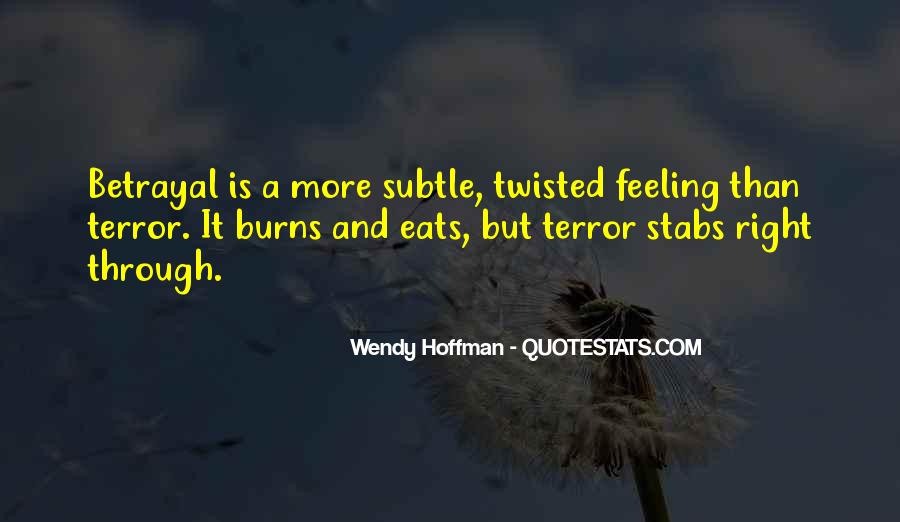 Feelings Pain Quotes #3651