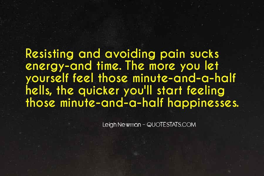 Feelings Pain Quotes #367601