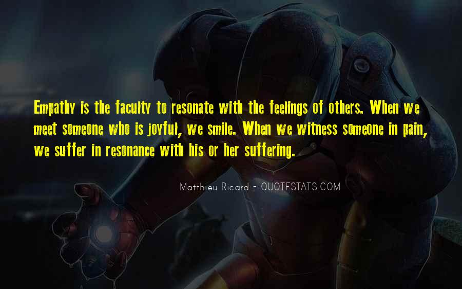 Feelings Pain Quotes #382479